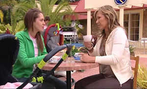 Bronnie Knight, Steph Scully in Neighbours Episode 4767