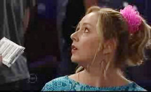 Janelle Timmins in Neighbours Episode 4775
