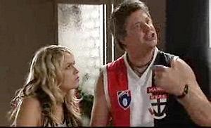 Sky Mangel, Joe Mangel in Neighbours Episode 4776