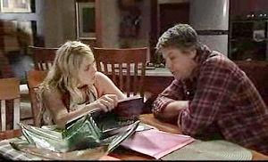 Joe Mangel, Sky Mangel in Neighbours Episode 4776