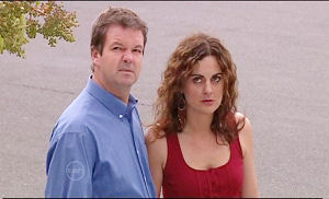 David Bishop, Liljana Bishop in Neighbours Episode 4778