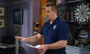 Toadie Rebecchi in Neighbours Episode 4779