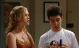 Janae Timmins, Stingray Timmins in Neighbours Episode 4780
