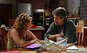 Serena Bishop, Joe Mangel in Neighbours Episode 4780