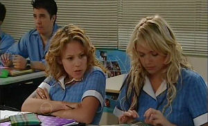 Stingray Timmins, Serena Bishop, Sky Mangel in Neighbours Episode 4781