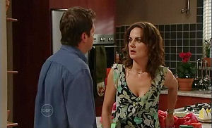 David Bishop, Liljana Bishop in Neighbours Episode 4781