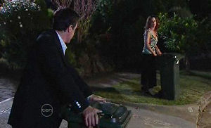 Paul Robinson, Liljana Bishop in Neighbours Episode 4781