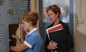 Serena Bishop, Susan Kennedy in Neighbours Episode 4783