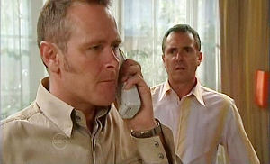 Max Hoyland, Karl Kennedy in Neighbours Episode 4784