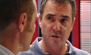 Karl Kennedy, Max Hoyland in Neighbours Episode 4784