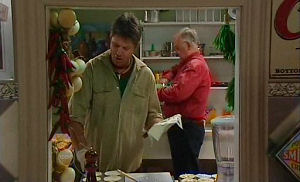 Joe Mangel, Harold Bishop in Neighbours Episode 4785