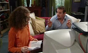 Penny Weinberg, Toadie Rebecchi in Neighbours Episode 4786