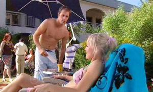 Stuart Parker, Sindi Watts in Neighbours Episode 4786