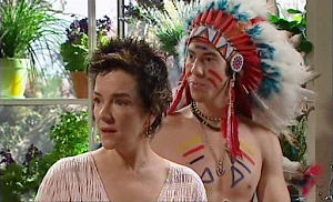 Lyn Scully, Dylan Timmins in Neighbours Episode 4786