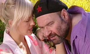 Sindi Watts, Byron Wolfe in Neighbours Episode 4786