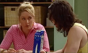 Janelle Timmins, Dylan Timmins in Neighbours Episode 4786