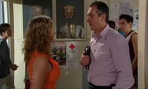 Janae Timmins, Karl Kennedy in Neighbours Episode 4787