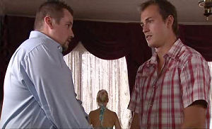 Toadie Rebecchi, Stuart Parker in Neighbours Episode 4787
