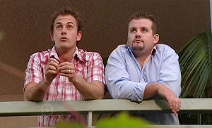Stuart Parker, Toadie Rebecchi in Neighbours Episode 4787