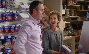 Karl Kennedy, Susan Kennedy in Neighbours Episode 4787