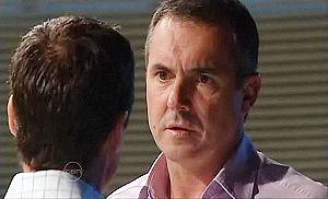 Paul Robinson, Karl Kennedy in Neighbours Episode 4788