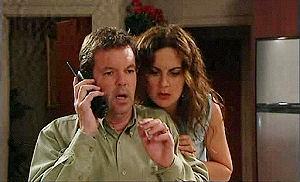 David Bishop, Liljana Bishop in Neighbours Episode 4790