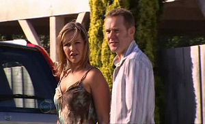 Steph Scully, Max Hoyland in Neighbours Episode 4791