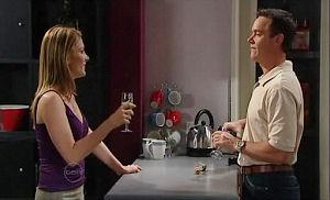 Izzy Hoyland, Paul Robinson in Neighbours Episode 4791
