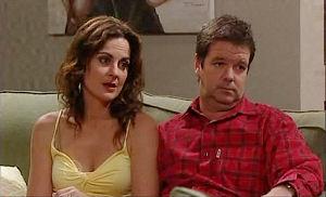 Liljana Bishop, David Bishop in Neighbours Episode 4792