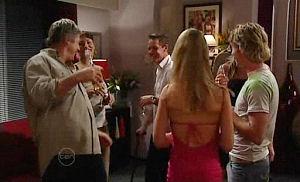 Joe Mangel, Paul Robinson in Neighbours Episode 4792