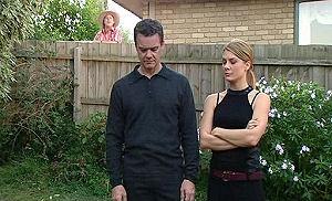 Izzy Hoyland, Joe Mangel, Paul Robinson in Neighbours Episode 4793
