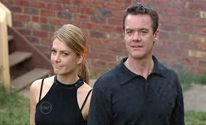 Paul Robinson, Izzy Hoyland in Neighbours Episode 4793