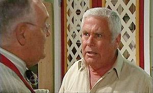Harold Bishop, Lou Carpenter in Neighbours Episode 4794