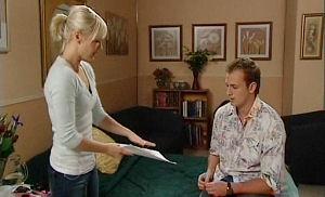 Sindi Watts, Stuart Parker in Neighbours Episode 4794