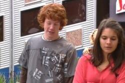 Jake Rinter, Rachel Kinski in Neighbours Episode 4851