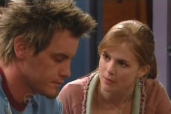 Ned Parker, Elle Robinson in Neighbours Episode 4851
