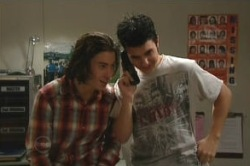 Dylan Timmins, Stingray Timmins in Neighbours Episode 4852