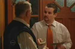 Harold Bishop, Toadie Rebecchi in Neighbours Episode 4852