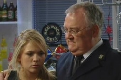 Harold Bishop, Sky Mangel in Neighbours Episode 4854