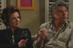 Lyn Scully, Joe Mangel in Neighbours Episode 4855