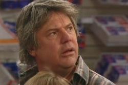 Joe Mangel in Neighbours Episode 4855