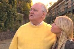 Harold Bishop, Sky Mangel in Neighbours Episode 4858