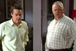 Paul Robinson, Harold Bishop in Neighbours Episode 4858