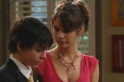 Zeke Kinski, Rachel Kinski in Neighbours Episode 4871