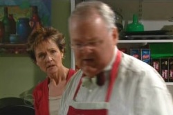 Harold Bishop, Susan Kennedy in Neighbours Episode 4877