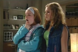 Bree Timmins, Janae Timmins in Neighbours Episode 4878
