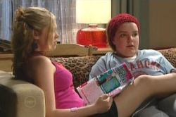 Janae Timmins, Bree Timmins in Neighbours Episode 4878