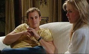 Stuart Parker, Elle Robinson in Neighbours Episode 4911