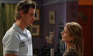 Ned Parker, Izzy Hoyland in Neighbours Episode 4911