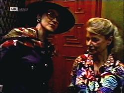 Dorothy Burke, Helen Daniels in Neighbours Episode 1406